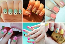 Nails / by Jennifer Manicad