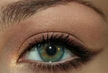 Make-ups at its best / by Jennifer Manicad