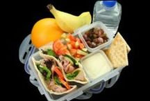 Healthy Lunches! / Inspiration for the lunchbox / by JP Robarts Home and School