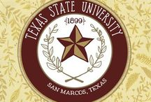 Texas State / Texas State / by Cecilia Garza