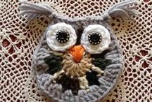 Knitting & Crochet / Hand made items to knit and crochet! / by Holly Johnson