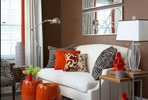 Small space / Decorating a small space is a great challenge. So here are the inspirations... / by Mohua Chakraborty