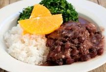 Brazilian/Lusophone Recipes & Food Sites / by Ginny Hines