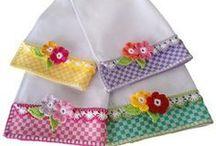 ♥ Paños cocina / Kitchen towels / by Yayi Rsan