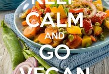 Vegetarian - Vegan / by Miriam Cascales