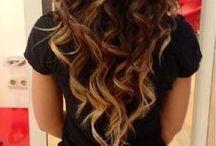 Hairstyles / by Nancy Paz