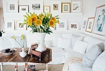 Living Room Inspirations / by ingrid elizabeth