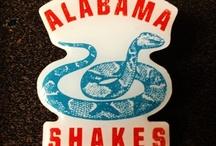 Alabama Shakes 'n Videos / by Ronnie Turner
