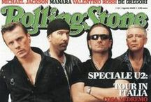 Rolling Stone Mag. / by Margie Crocker