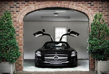 dream garage / dream whips and rides / by John Delleney