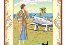 Aviation & Travel / by Anna Blanch Rabe