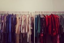Clothes. / by Margot Chevalier