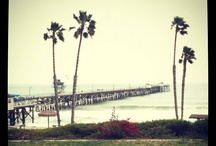 Beautiful San Clemente / the pier and beaches, world-class surf spots, shopping and dining on Avenida del Mar, the historic Casa Romantica, T-Street, North Beach, Old Man's, the San Clemente Pier - the myriad that makes up our awesome town - what are you waiting for? / by Casa Tropicana
