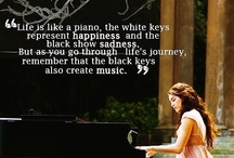 Inspiration/Sayings / by Jessica Lowery