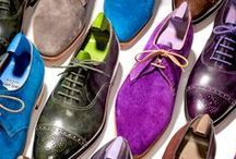 Art in your feet / Shoes & more shoes / by Diego Gretty