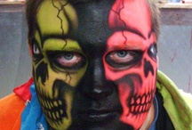 face painting / by Nancy Malm