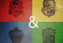 Geekery - Harry Potter / by Jessica Lowery