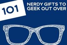 Geekery - IWANTPLZ!!!! / by Jessica Lowery