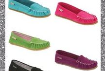 Spring 2014 Styles / by BEARPAW
