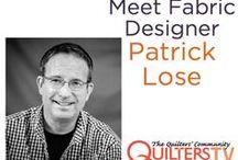 Patrick Lose / Patrick Lose - Artist, Educator, Designer / by Havel's Sewing