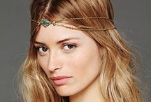 Mermaid.....(millinery/makeup) / WEAR A CENTURY OF ART NOUVEAU BEAUTY / by Amy Laidlaw