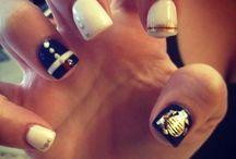 Nail polish fun / by Jessica Ferguson