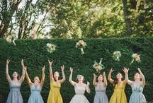 Bridesmaids / by wedding decor