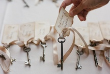 Escort Cards / by wedding decor