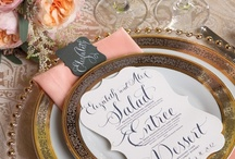 Table Settings / by wedding decor