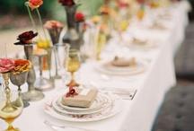 Centerpieces / by wedding decor
