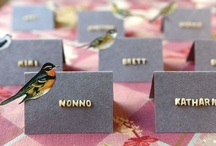 Place Cards / by wedding decor
