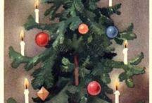 Christmas / santa, decos, etc / by Ilona Terry