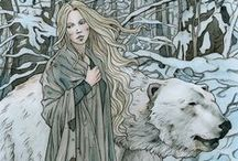 Fairy Tales, Myth and Imagination / Workshops  / by Eva Rider Reclaiming Soul