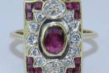 VINTAGE RINGS / by Susan Maze