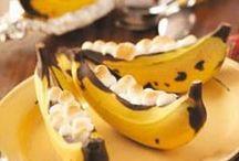 Banana Recipes / by JamiSue