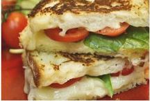 Grilled Cheese & Club Sandwiches / by JamiSue