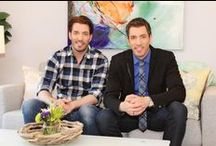 HGTV ~ Property Brothers Show / by Kay Neff