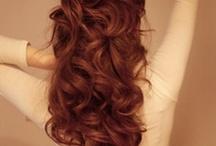 curly hair / by jillian marie