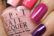 Nail Colors & Art / It's all about the nails ladies  / by LC3 G