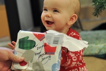 christmas ideas / Feeling like doing a DIY gifts this year since I get to spend some quality time with my son during the day. / by Tiffany Dinwiddie