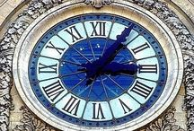 Clocks / by Jacque Scott