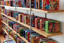 Vintage Lunch Boxes / by Deneen Lodato