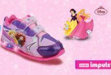 Calzado niñas / El mejor calzado infantil para niñas está en los catálogos y tiendas Impuls / by Impuls Social