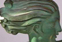 Art Deco Sculptures / by Erdinç Bakla