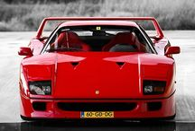 Ferrari - Art in Motion / Anything Ferrari Past, present & concepts / by Ryan Woolverton