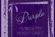 All Things Purple / by Judy Hooper