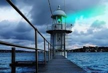★ ✰ Lighthouses ✰ ★ / by Gabriella Laura