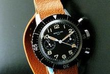 wrist action / watches, watches, watches / by PM