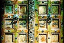 ƪ Doors ƪ   / by Gabriella Laura