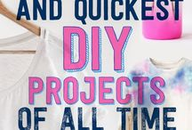 DIY Projects / Projects to do, concoctions to make and easy on the wallet.  / by Sharon Hall